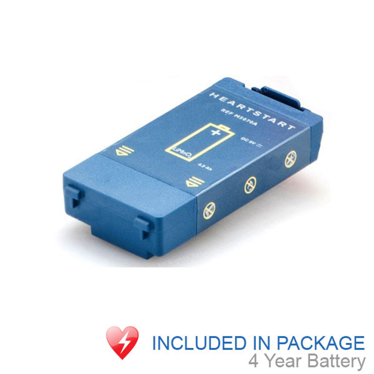 Philips Home and Cottage Safety AED Package