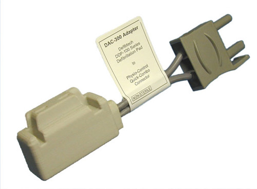 Defibtech Lifeline to Medtronic Quick-Combo Adapter