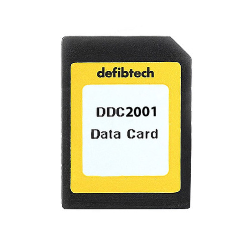 Defibtech VIEW Data Card