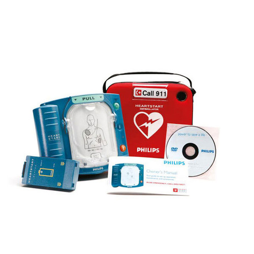 Philips HeartStart Home AED Package