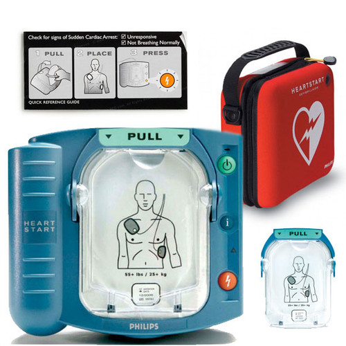 Philips HeartStart OnSite AED Ready-Pack