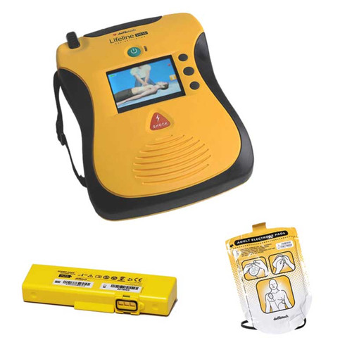 Defibtech VIEW AED Package