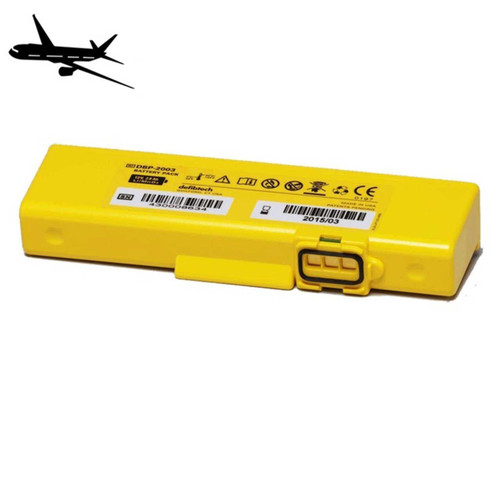 Aviation battery for View AED