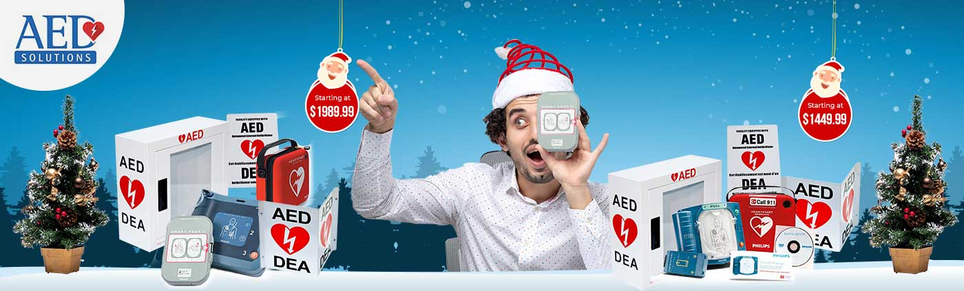 Philips AED'