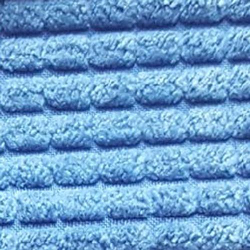 Chenille True Blue