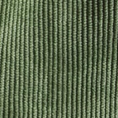 Corduroy Green Shamrock
