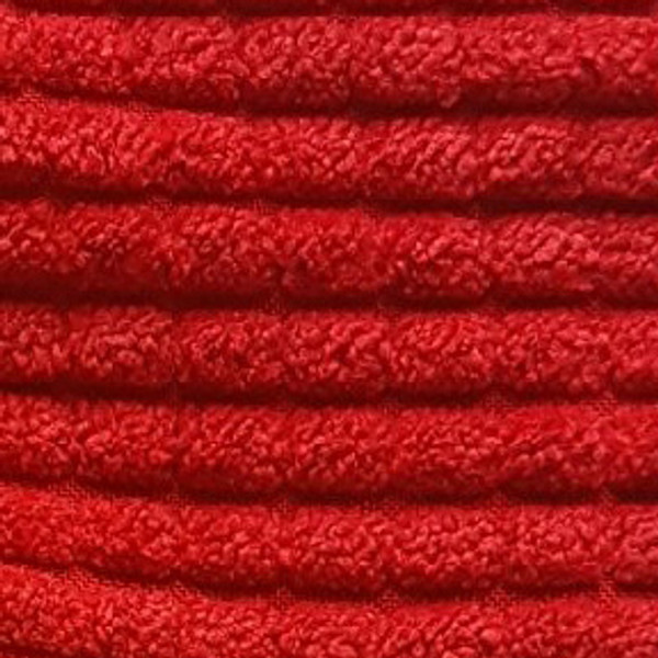 chenille-red