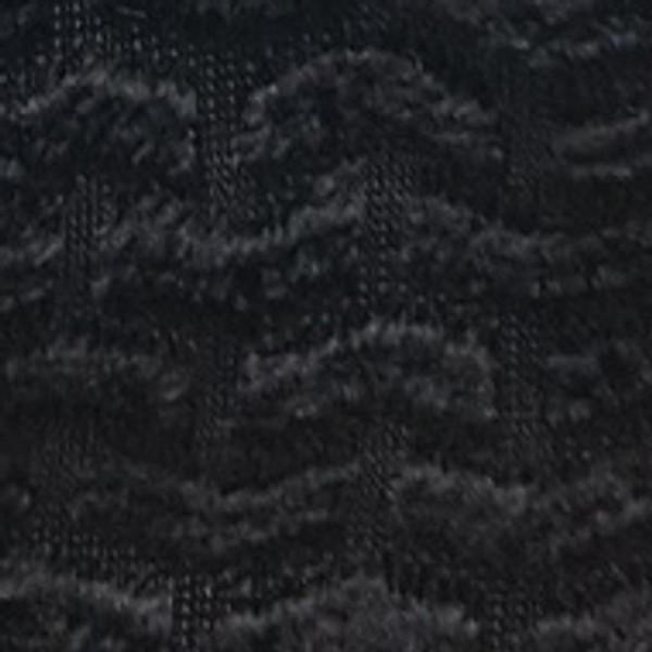 Textured Black Chevron