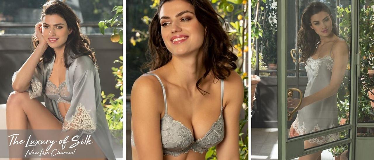 Lise Charmel Splendeur Soie silk lingerie