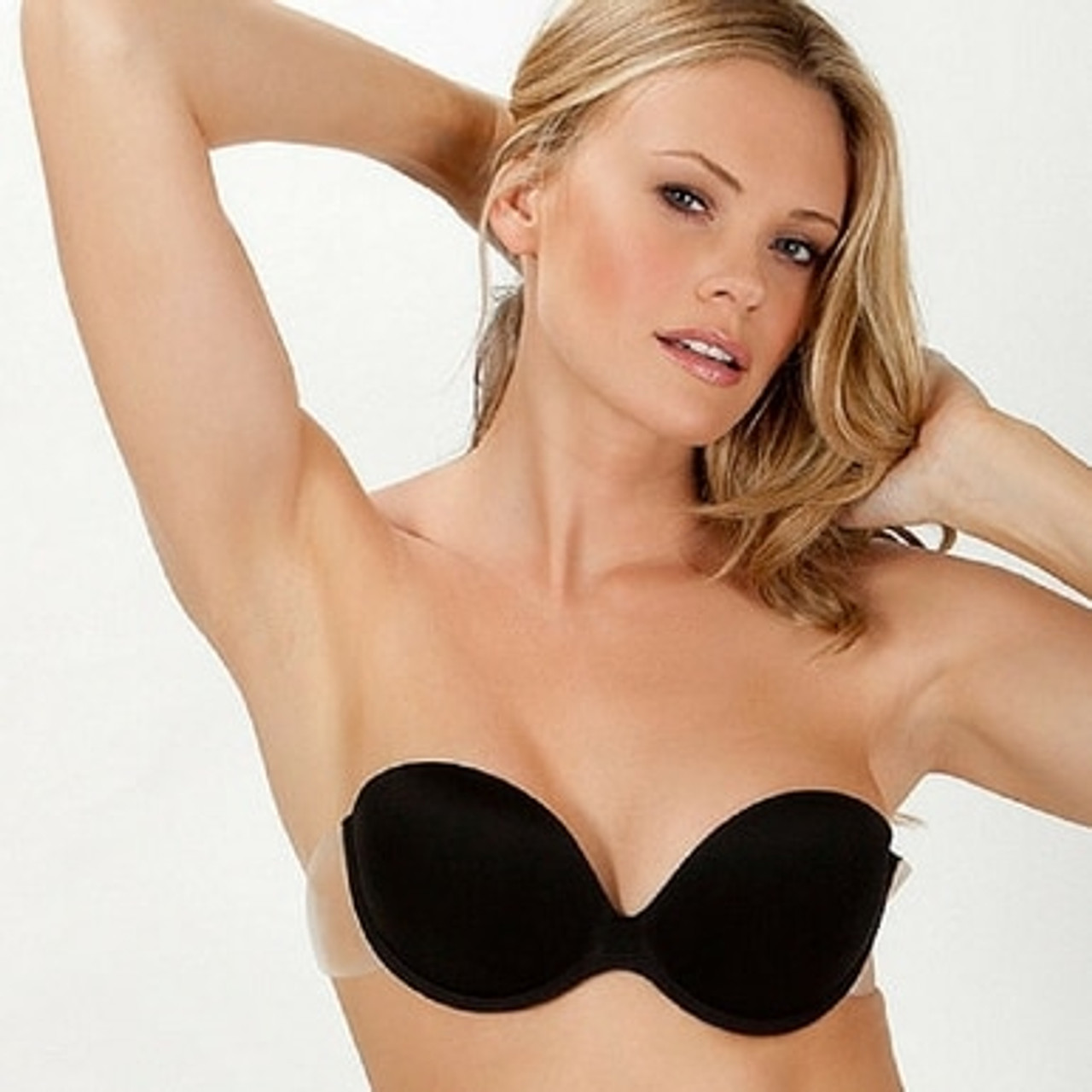 a4d85eea7ebef Fashion Forms Go Bare Push Up Backless Strapless Bra
