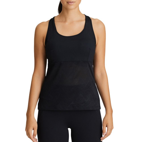 Prima Donna Sport The Game Tank Top 6000581 (6000581) Black Front