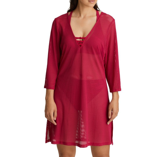 Prima Donna Swim Holiday Kaftan 4007184 Barollo Red Front