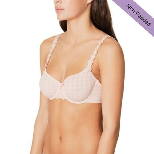 Marie Jo Avero Full Cup Bra 0100410 Pearly Pink Side