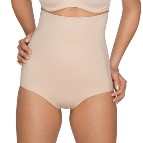 Prima Donna Perle Extra Strong Shaper Briefs 0562344 Caffe Latte Front