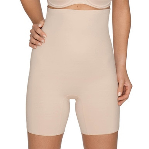 Prima Donna Perle Shaper Briefs With Legs 0562345 Caffe Latte Front