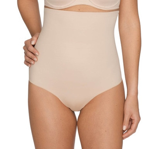 Prima Donna Perle Shaper Thong 0662343 Caffe Latte Front