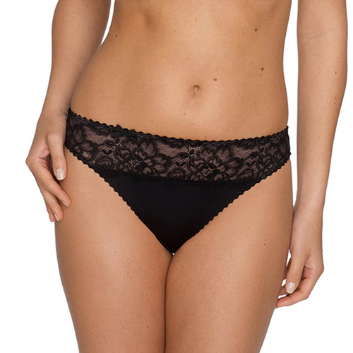 Prima Donna Couture Rio Briefs 0562580 Black Front