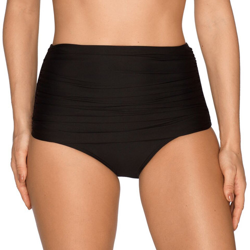 Prima Donna Swim Cocktail Full Bikini Briefs 4000156 Black Front