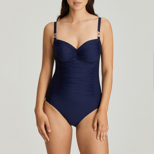 Prima Donna Swim Sherry Swimsuit (4000230) Sapphire Blue Front