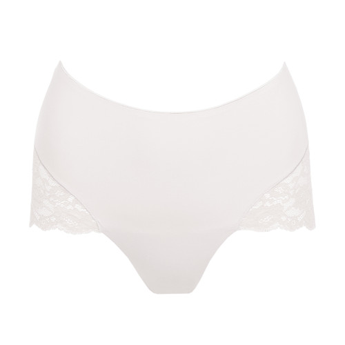 Marie Jo Color Studio Shapewear High Briefs 0521631 Ivory Front