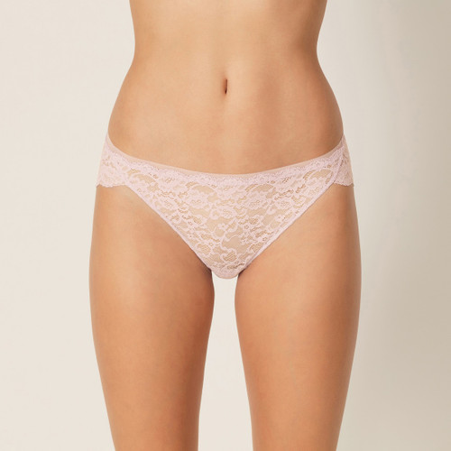 Marie Jo Color Studio Lace Rio Briefs 0521630 Pearly Pink Front