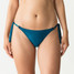 Prima Donna Swim Cocktail Tie Side Bikini Briefs 4000153 Blue Front