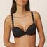 Marie Jo Avero Black Maxi Push Up Bra 0200417