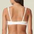 Marie Jo Avero Strapless Bra 0200413 Ivory Back