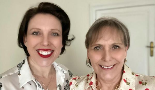 Katherine & Tricia Plums Lingerie