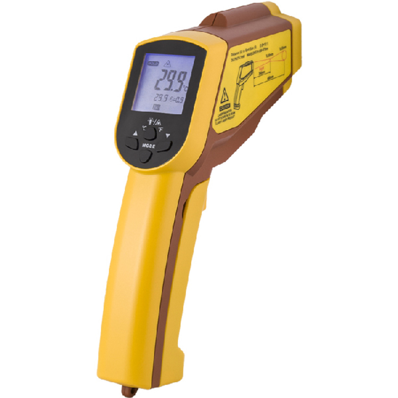 IR Gun | Purchase an Infrared Thermometer Gun With a -58 to 1102 ...