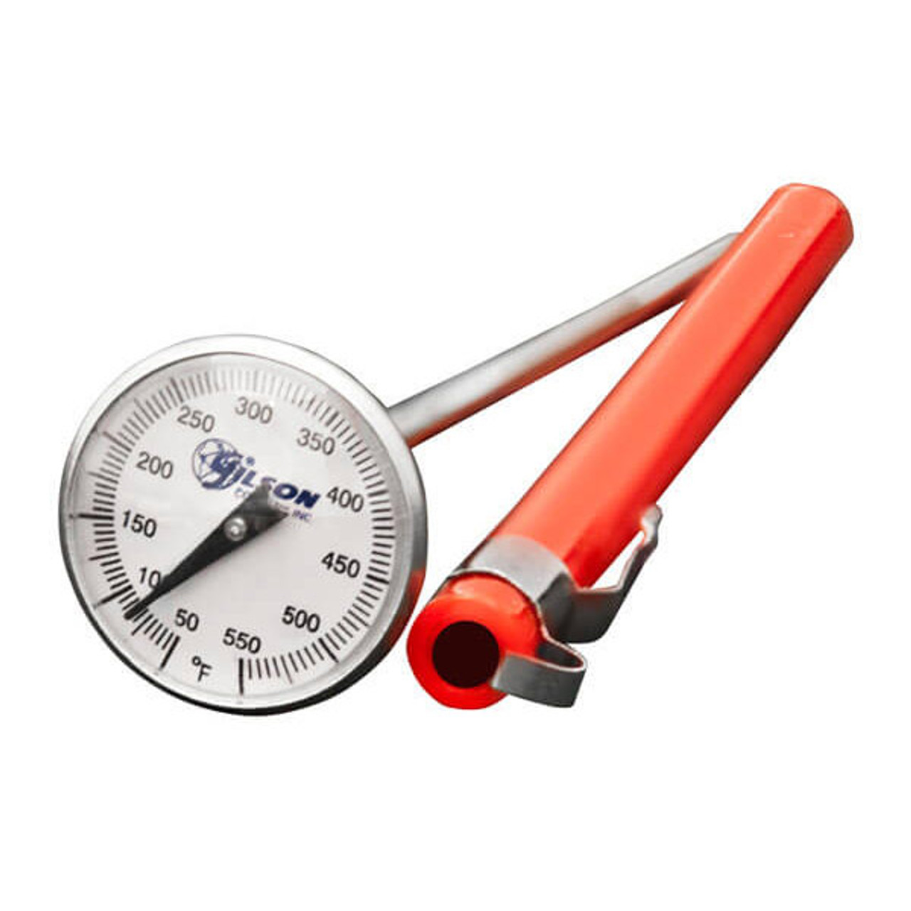 Pocket Dial Thermometer 50 To 550f 0 15 Stem 1 Dial Pocket Thermometers And Thermometers Certified Material Testing Products
