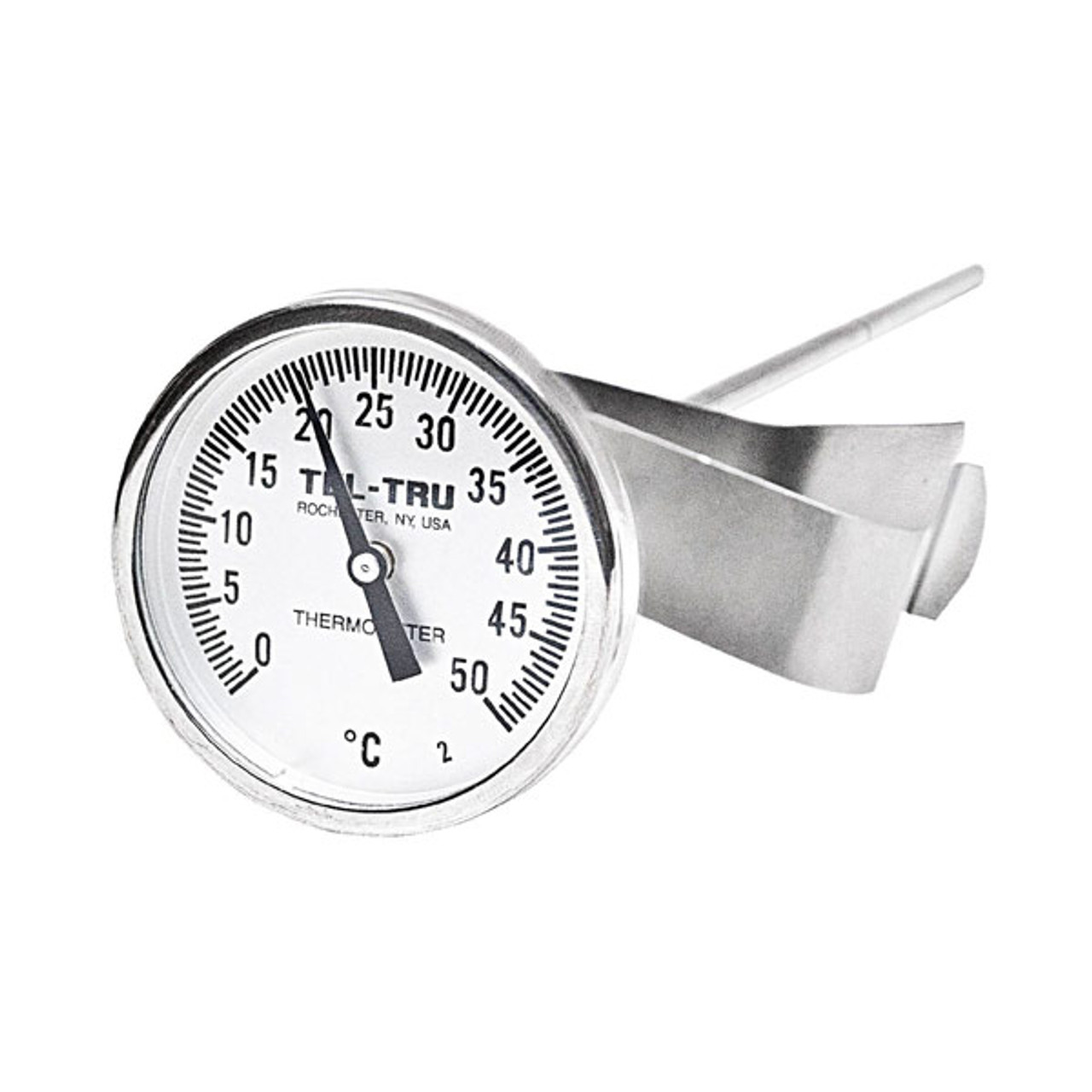 Dial Thermometer 0 To 50c 0 15 Stem 1 75 Dial Pocket Thermometers And Thermometers Certified Material Testing Products
