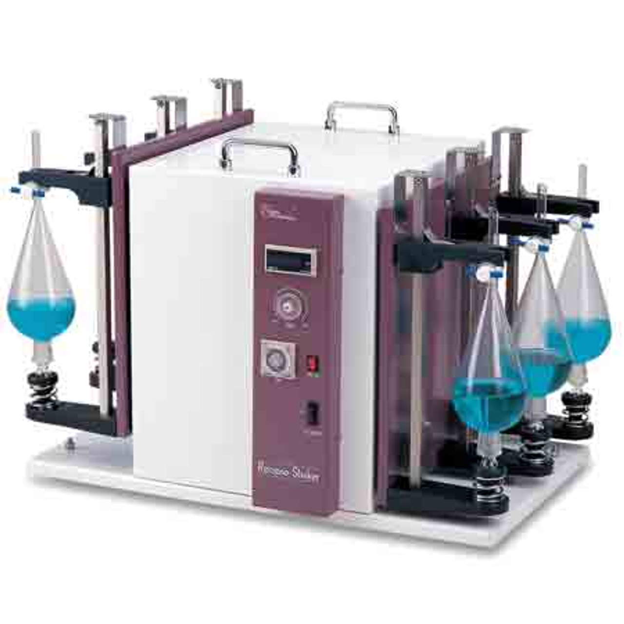 Lab Companion Rs 1 Separatory Funnel Shaker Lab Shakers And Lab Testing Equipment Certified Material Testing Products