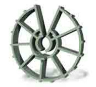 Rebar Spacer Wheels