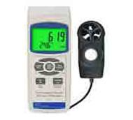 Multi-Parameter Environment Quality Meters