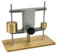 Gillmore Needle Apparatus for Cement