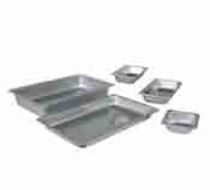 Stainless Steel Rectangular Pans