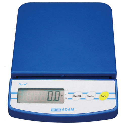 Adam Equipment Core Compact CQT2000 2000g Weighing Portable Balance Scale
