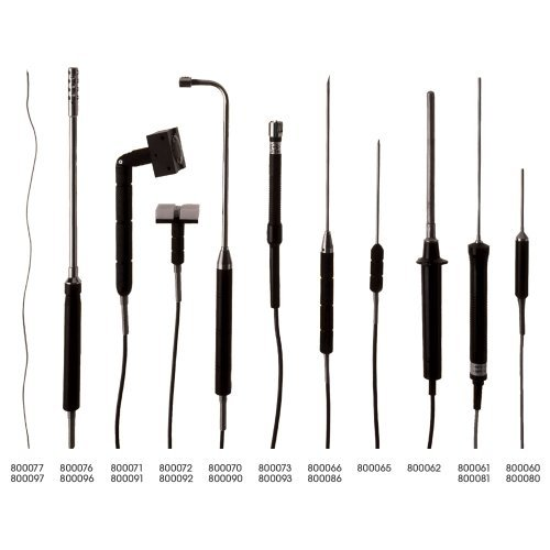 Sper Scientific 800097 Type J Ambient Thermometer Probe