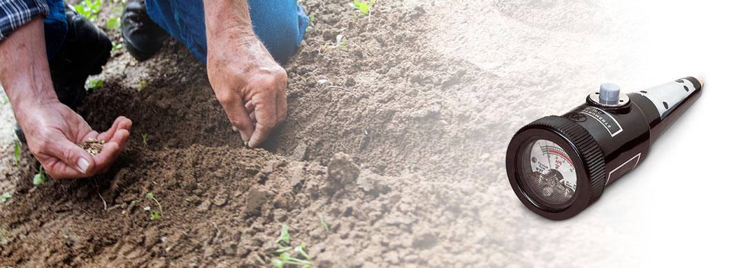 pH Meters for Testing Soil