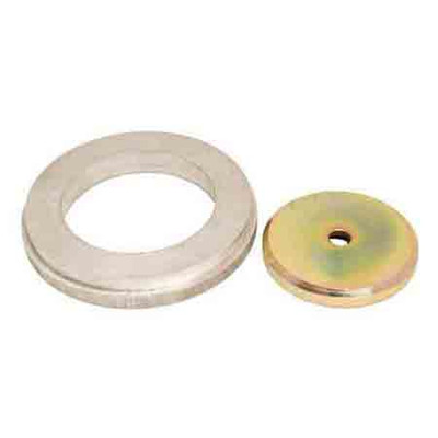 Adapter Ring And Extruder Disc 3in For Sample Ejector