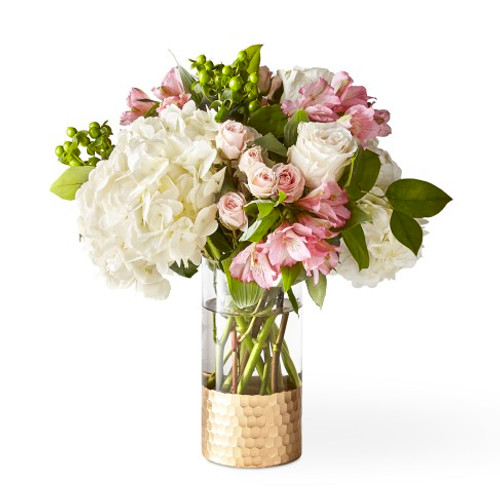 The FTD® Rosé All Day Bouquet - Standard