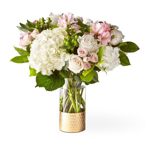 The FTD® Rosé All Day Bouquet - Premium