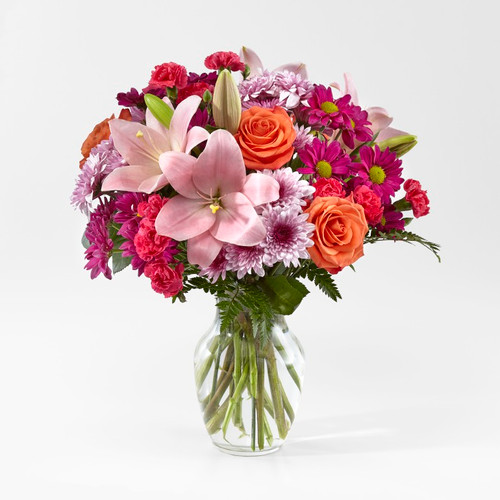 The FTD® Light of my Life™ Bouquet - Deluxe