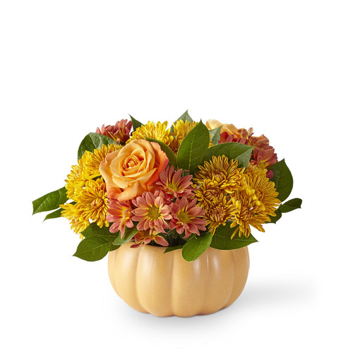 The FTD® Pumpkin Spice Forever Bouquet - Standard