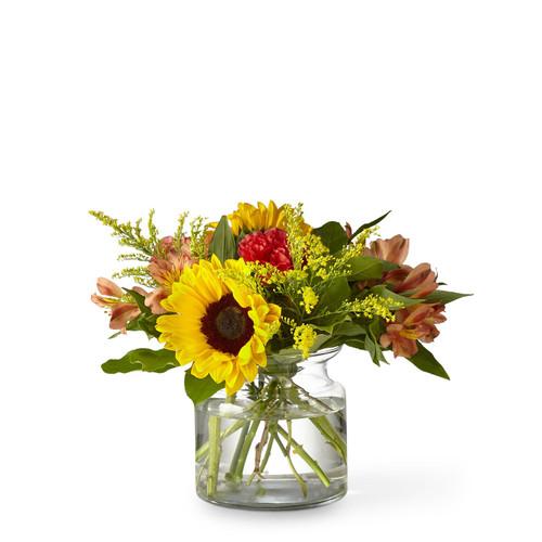 The FTD® Sunnycrisp Bouquet - Standard
