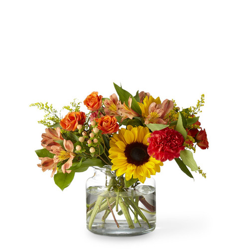 The FTD® Sunnycrisp Bouquet - Deluxe