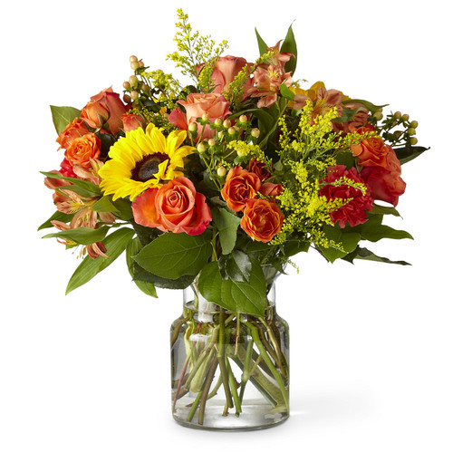 The FTD® Sunnycrisp Bouquet  - Exquisite