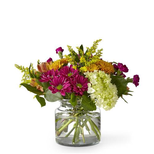 The FTD® Crisp & Bright Bouquet Standard