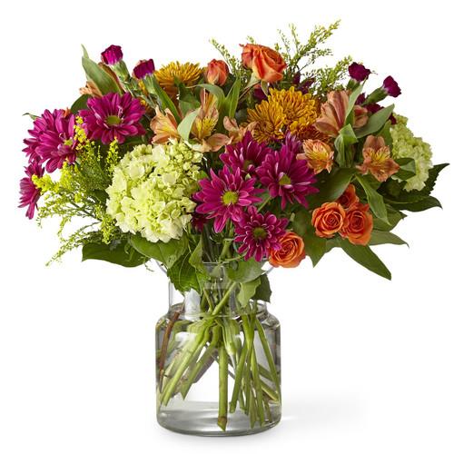 The FTD® Crisp & Bright Bouquet - Premium